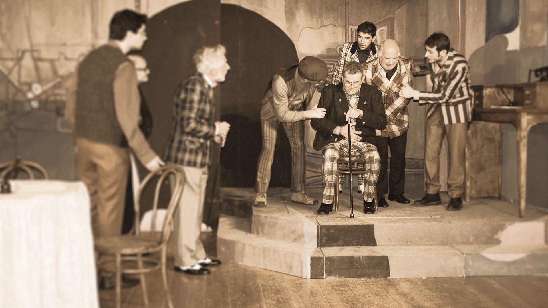 Compagnia Vittoriese del Teatro Veneto